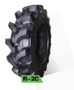 AGRICULTURAL TYRE R-2C PATTERN