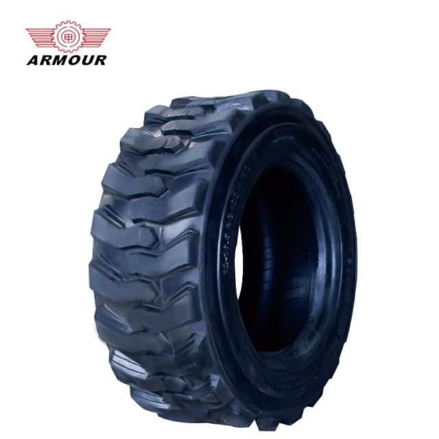 Armour industrial tire for municipal machinery 12PLY 12-16.5 300mm width for sale