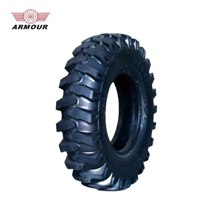 Excavator tire Armour high quality tire 16PLY 9.00-20 7.5 rim for sale