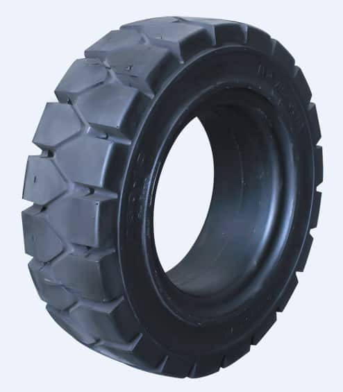 SOLID TYRE FOR PNEUMATIC TYRE RIMS SP800/SP800C PATTERN