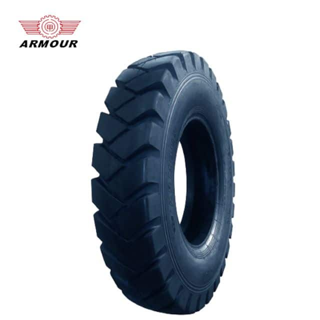 China Armour rubber tire 28PR 1300mm diameter for engineering heavy equipment sale