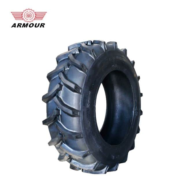 Armour agricultural tires 6PLY W7 rim 210mm width for farm machinery price