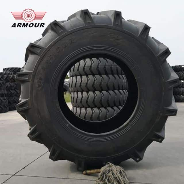 Armour tire 14.9-24 irrigation tyre 8 PLY 36mm depth for agriculture price