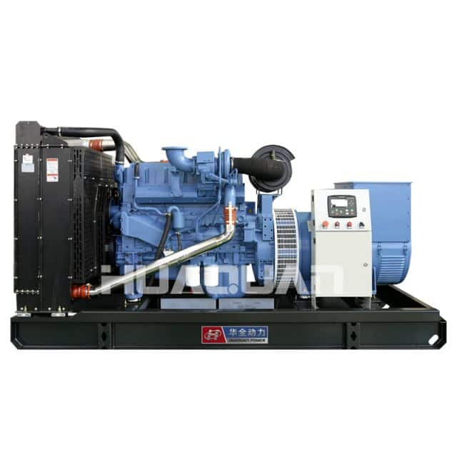300kw electric diesel generator