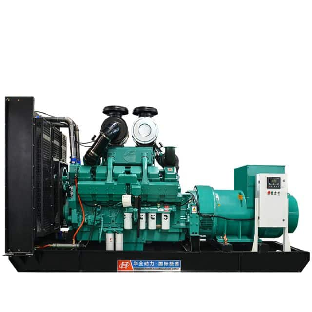 600kw 750kva diesel generator price