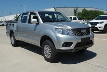 Huanghai Pick Up N1-N134 2WD MT Gasoline 4G69 Value