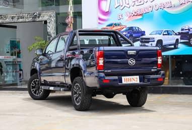 Huanghai Pick Up N2S-R125 2WD Gasoline 4G69 Luxury