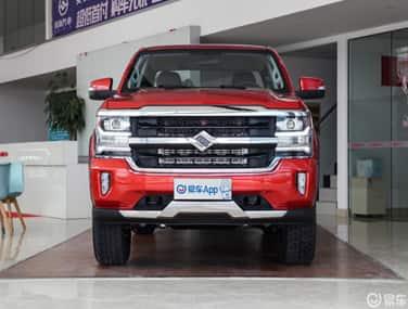 Huanghai Pick Up N7-S70 Diesel AT 4WD Luxury