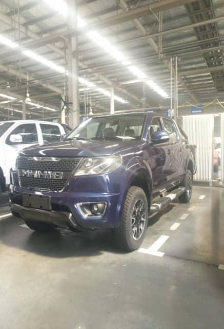Huanghai Pick Up N1S N125 Diesel