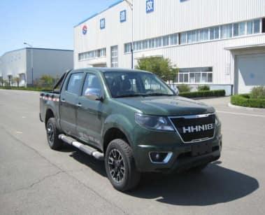 Huanghai Pick Up N1S -N202 4WD Diesel Lengthen Sport