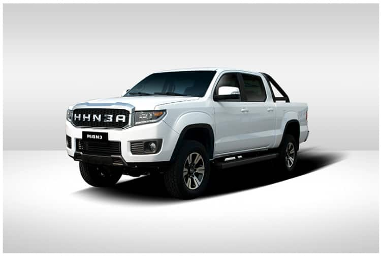 Huanghai Pick Up N3-S26 4WD AT Gasoline 4K2T Sport