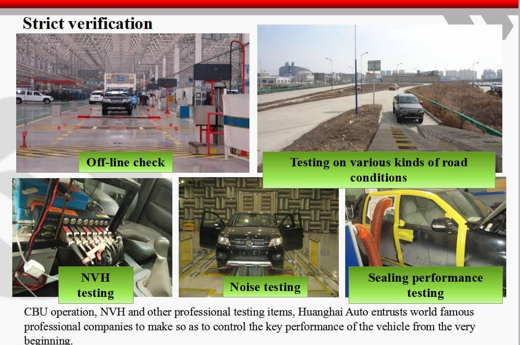 Huanghai Pick Up N2EV