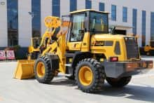 LUGONG LG940  Compact Wheel Loader Front End Loader  China Loaders For Sale For Construction Site