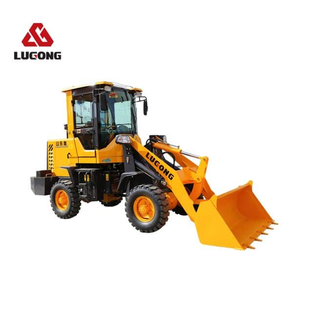LUGONG L920 Front End Loader Small/Mini Wheel Loader with Ce
