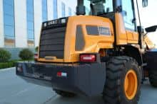 LUGONG LG938 Small  Agricultural Wheel Loader Of 1-2ton For Agriculture and Small-scale Construction