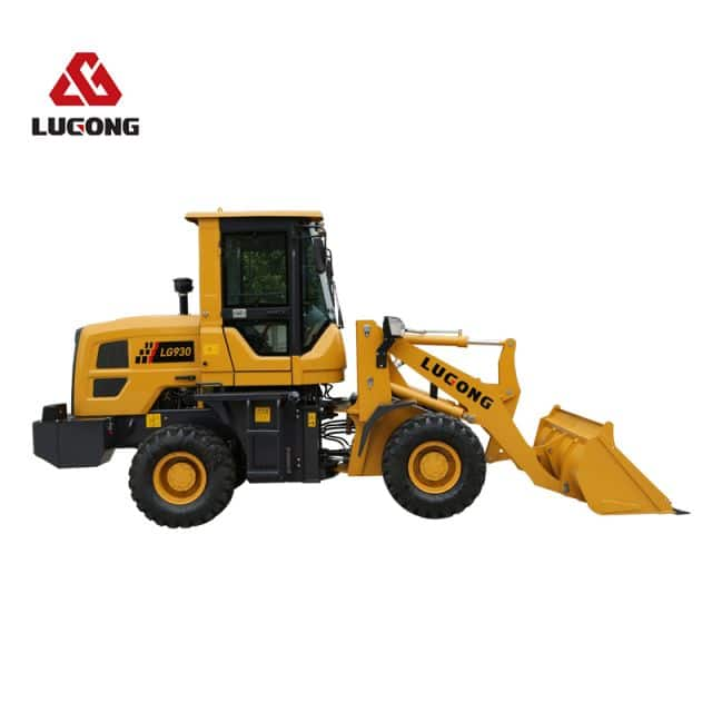 LuGong LG930 Ce Approved 1.8ton Mini Compact Wheel Loader for Weichai Engine