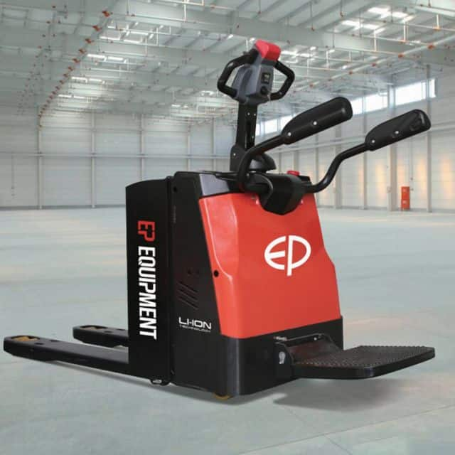 Electric pallet truck EP RPL201 2 ton 120mm lift height price