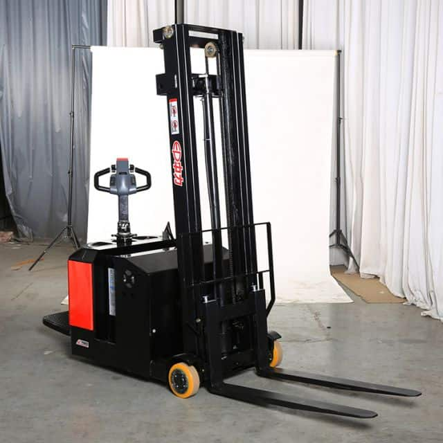China counterbalanced electric stacker EP stable ES06-CA 0.6 ton fpr sale
