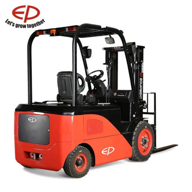 EP battery forklift electric 3.5 ton CPD35FT8 4105mm mast height price
