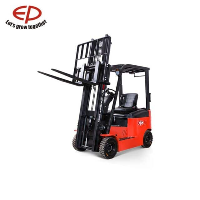 EP 1.5 ton loading and unloading electric forklift outdoor price