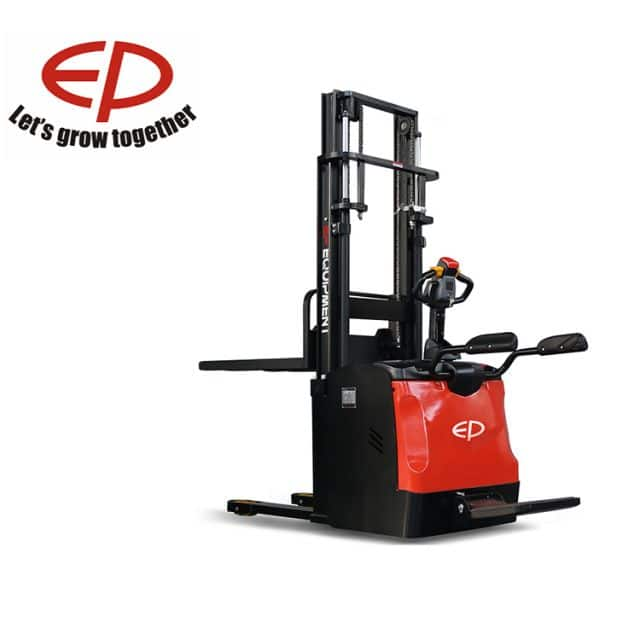 EP stacker RSB141 1.4 ton vertical stacker with foldable platform price