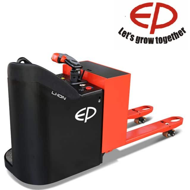 EP hot sale KPL201 electric pallet truck 2 ton use for large warehouse price