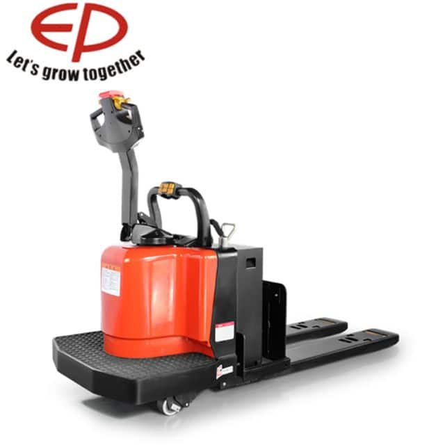 EP 3.5 ton pallet truck with electronic steering use in any warehouse price