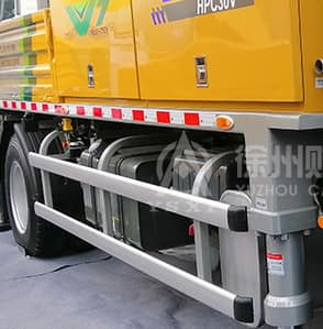 Caixin Aluminum alloy guardrail