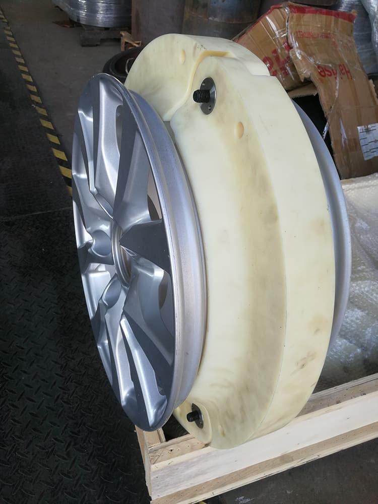 bulletproof run flat insert