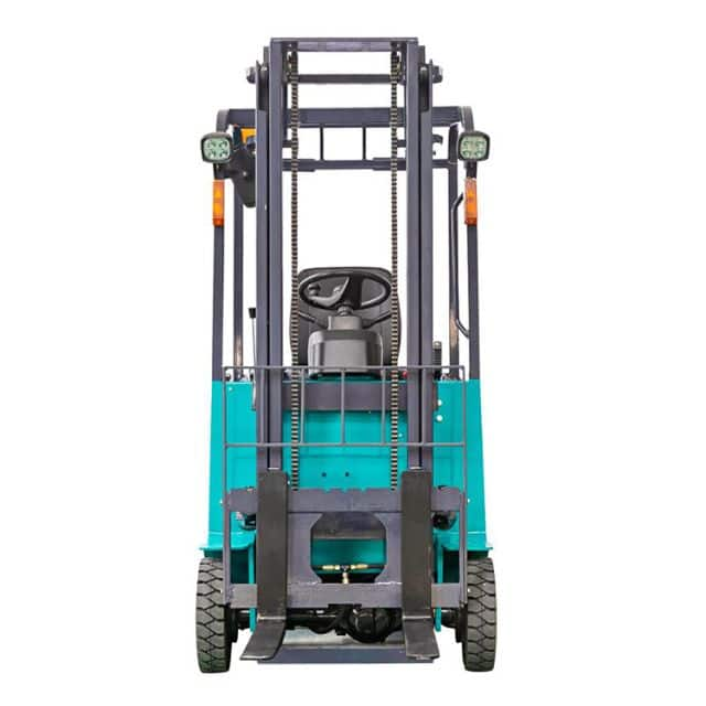 YANCHA electric forklift 2 ton machinery 3.5m lift height for sale