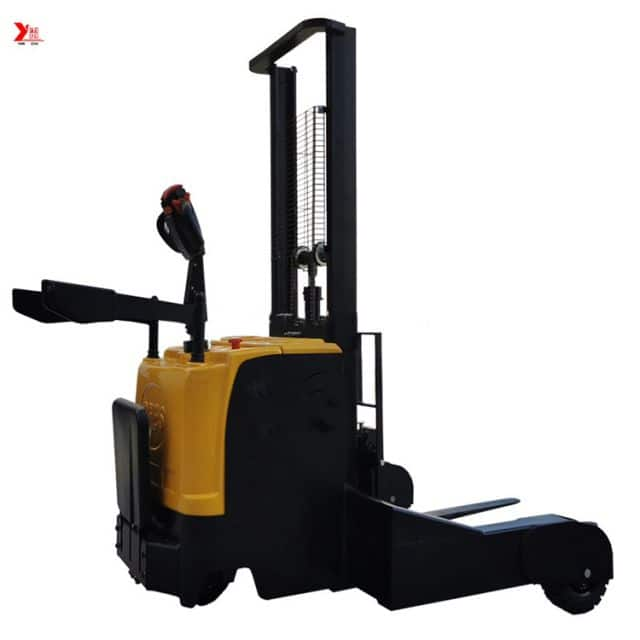 YANCHA electric rider stacker use for all terrain 2170mm height for sale