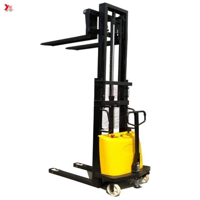 YANCHA  stacker narrow aisle forklift 1 ton 1.5 ton price