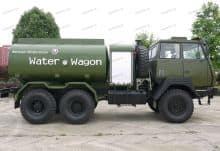 Aerosun 10000L Cross-country Water Tanker(water wagon)