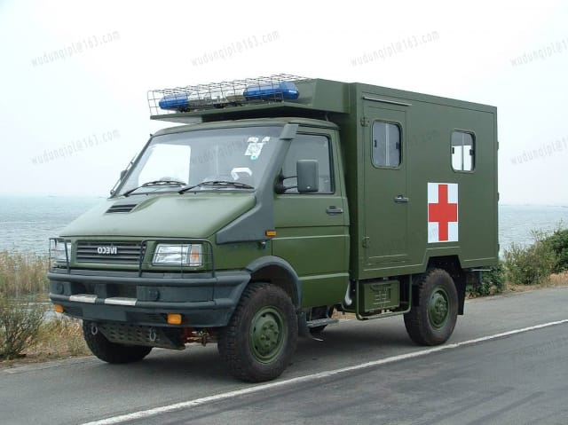 CASIC Emergency Ambulance