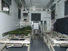 CASIC Emergency Ambulance