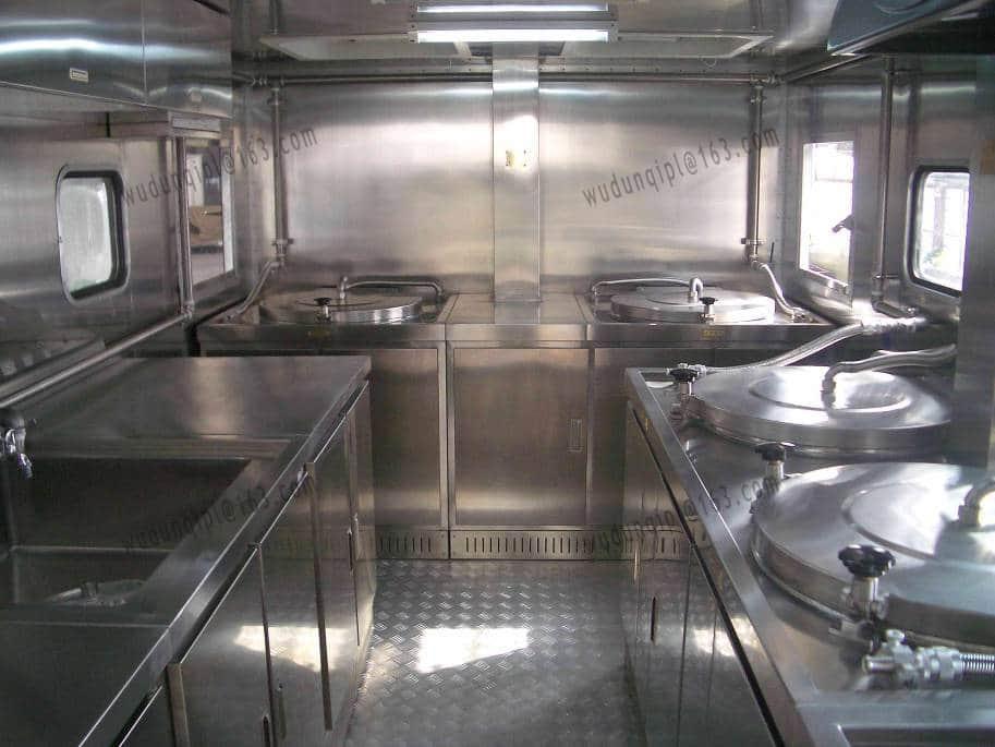 CASIC 5110XCS Cooking Truck