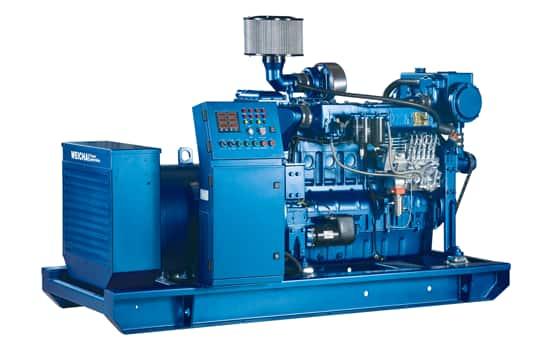 WEICHAI YZ-WHM6160 series marine diesel generators
