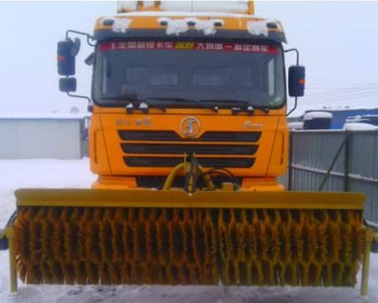 HCN Skid steer Loader Attachments Engineering Truck Attachments Garden Agricultural Attachments
