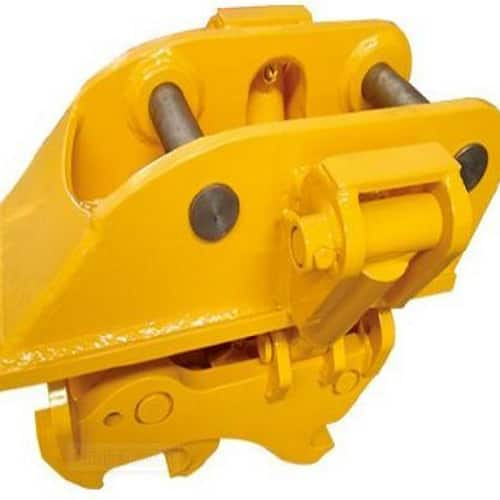 BUT Accessory & Part Excavator Accessory DOUBLE-LOCKING QUICK HITCH COUPLER