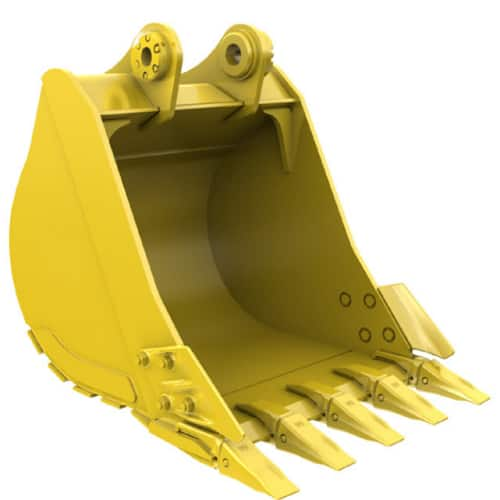 Accessory BUT buckets for excavator for sale