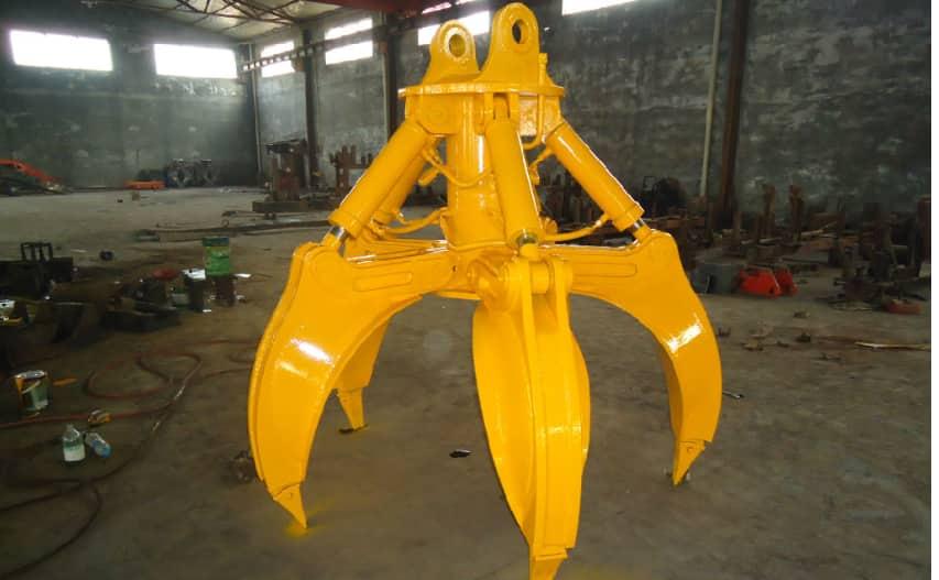 BUT Accessory & Part Excavator Accessory excavating machinery Standard Bucket Excavator  Grab