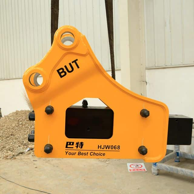 BUT HJW068 hydraulic hammer for excavator attachment 68mm chisel price