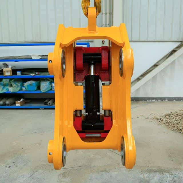 Excavator quick coupler hitch BUT accessory for 30 ton excavator price