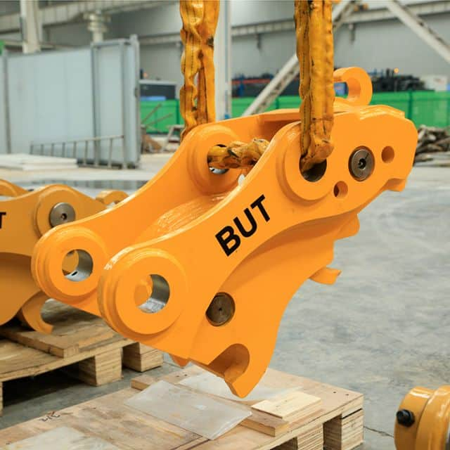 BUT hydraulic quick hitch for 20 ton excavator price