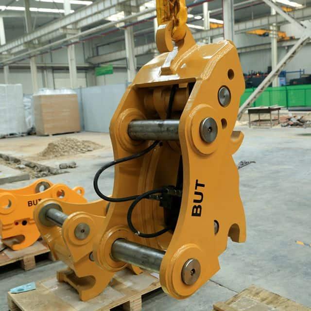 BUT quick change CAW040 spare part for 40 ton excavator sale