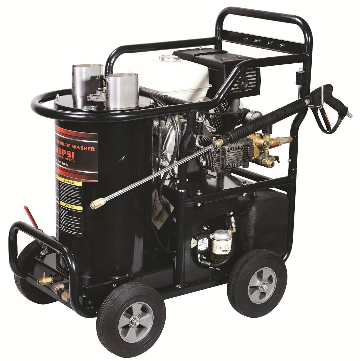 Professional Gas.Diesel Hot Water Pressure Washer