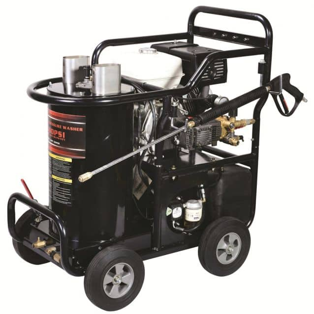 Professional Gas.Diesel Hot Water Pressure Washer