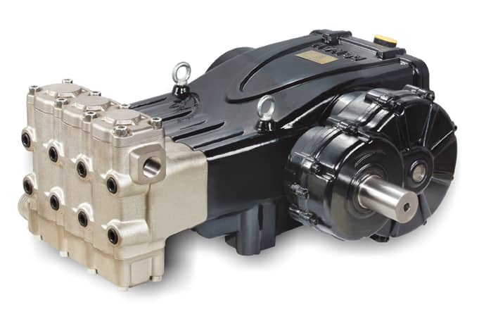 DBM Series Reciprocating High Pressure Plunger Pump