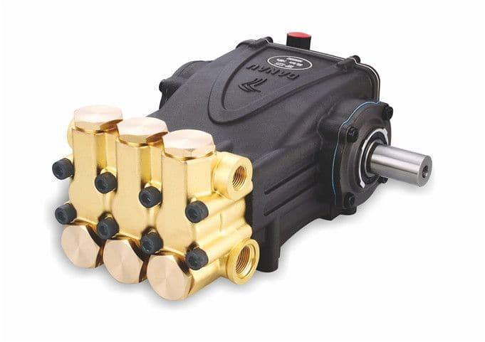 DBP Series Reciprocating High Pressure Plunger Pump