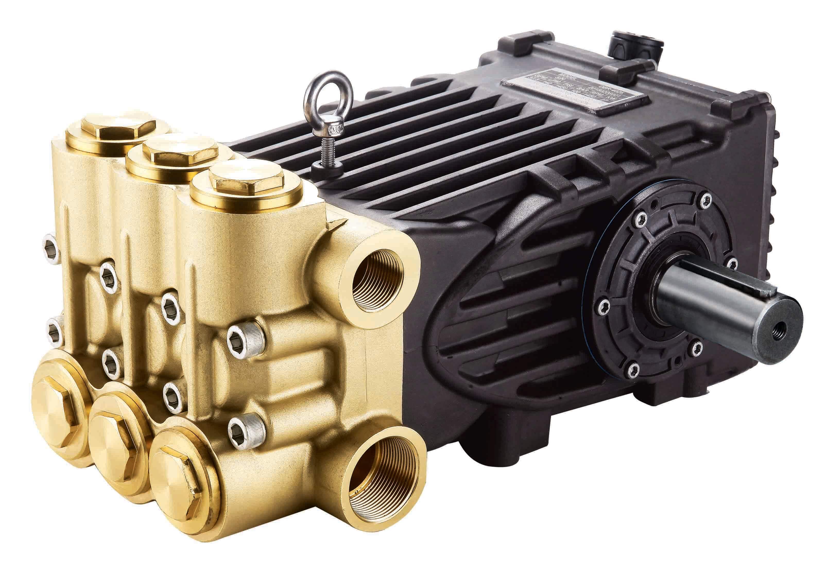 DBR Series Reciprocating High Pressure Plunger Pump